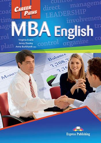Mba Career Paths Canada by Career Paths Mba Express Publishing