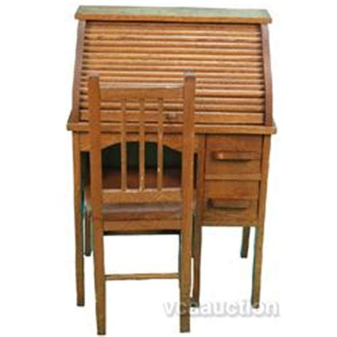 Eastman Line Children S Furniture Wooden Roll A Top Eastman Desk