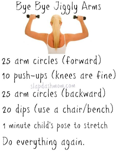 best 25 easy arm workout ideas on easy