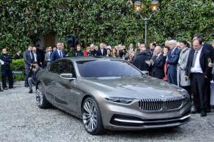 real photos bmw pininfarina gran lusso coupe