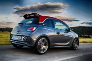 Opel Adam Sport Opel Turbo Gt Opel Adam S Du Sport Pour Un Prix De 18 900