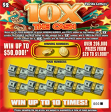 How To Win Money On Scratch Offs - florida lottery scratch offs