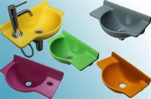 vasque lave mains de couleur personnalisable lave