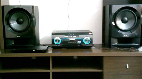 home theater component sony ht m5 home theatre component system youtube