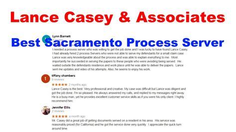 Sacramento Divorce Records Best Process Server In Sacramento Lance Casey Associates
