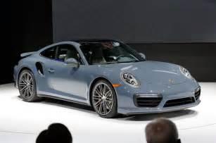 Porsche 911 Turbo S Price 2016 Porsche 911 Turbo And Turbo S Revealed Autocar