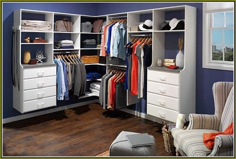 Easy Track Closet System Easy Track Closet Design Home Design Ideas