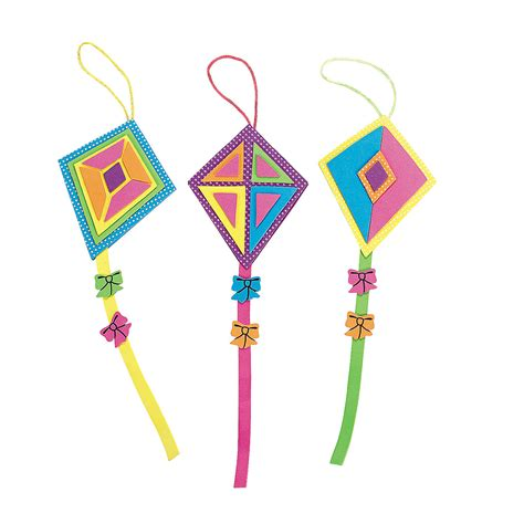 kite craft for kite ornament craft kit trading discontinued