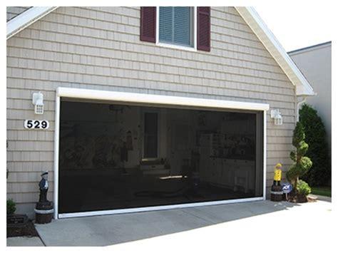 retractable garage door screen retractable garage patio screen garage workshop shed