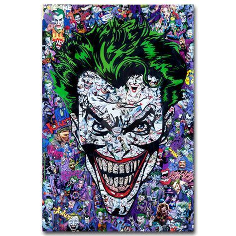 Cafe Decor Poster Batman nicoleshenting joker poster batman arkham city arkham