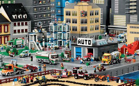 Plakat Lego by Panorama 2 Posters Lego 174 City Lego Us