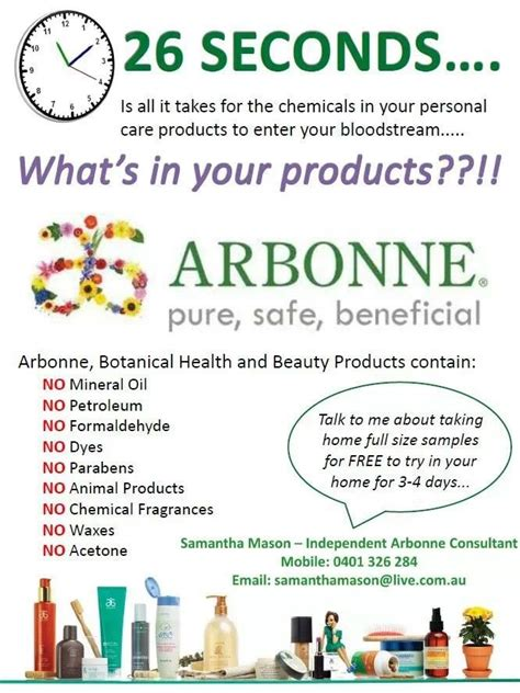 This Arbonne Business Has Changed My Life The Products Are Just Bonus Ask Me How Health Free Arbonne Flyer Templates