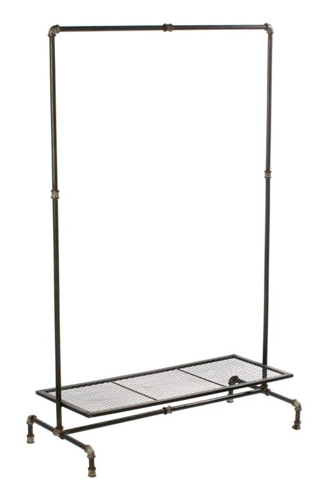 Industrial Metal Racks by Displaycollections Industrial Metal Display Rack