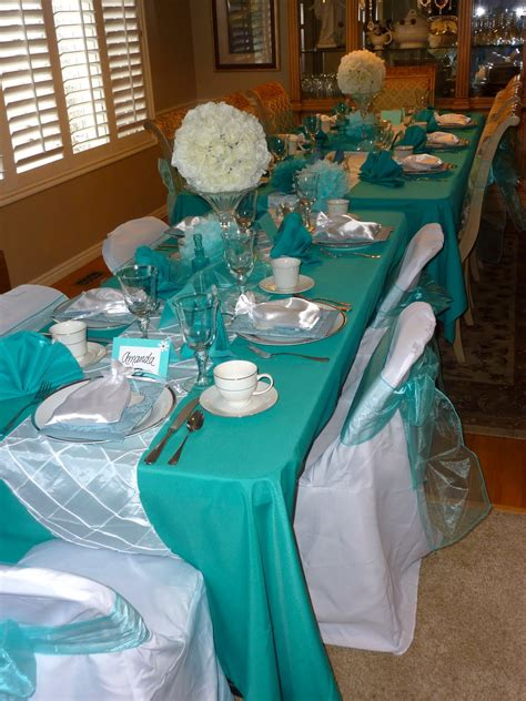 party themes with blue tiffany co party ideas on pinterest