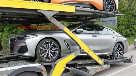 bmw  series gran coupe  revealed  spy shots