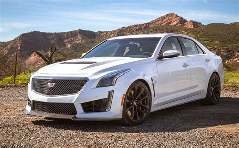reviews cadillac cts 2017 cadillac cts v review gtspirit