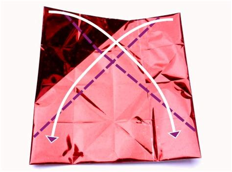 Make Origami Shaped Box - joost langeveld origami page