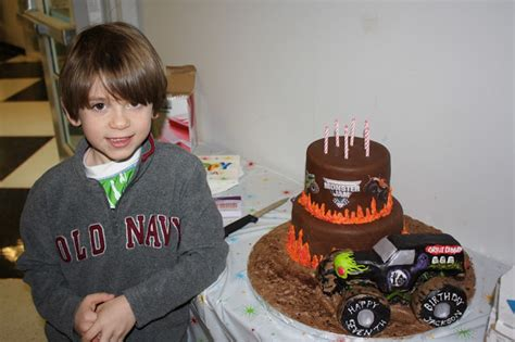 grave digger truck supplies grave digger truck birthday and cake