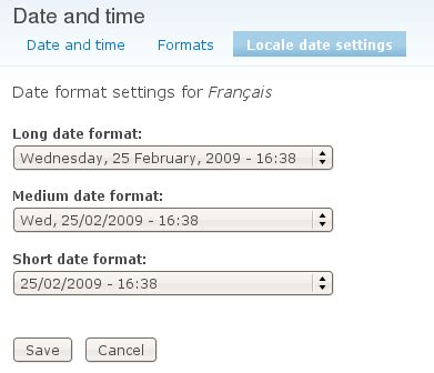 php format date with locale sony music sponsors major multilingual improvements in