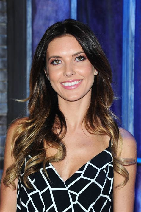 Audrina Patridges New Is by Audrina Patridge At Vh1 Big Morning Buzz In New York