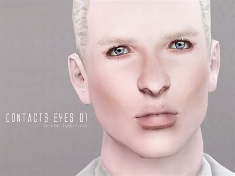 Empire sims 3 contacts eyes 01 by sk sims