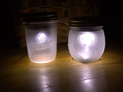 how to make solar powered jar lights create your own solar powered jar nightlight from junk