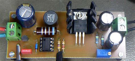 high voltage power high voltage power supply with the mc34063