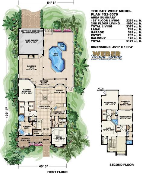 Key West Home Plans | key west cottages key west house floor plans key west