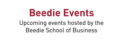 Sfu Mba Info Session by Beedie School Of Business Simon Fraser