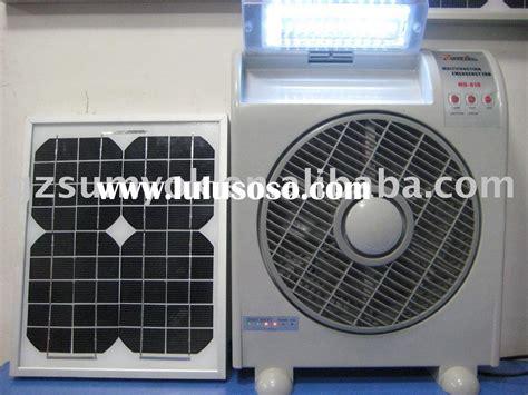 how to make a solar fan wonderful earth
