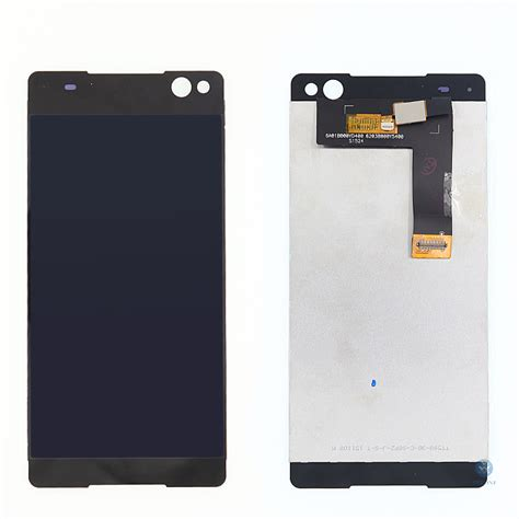 Lcd Toucscreen Frame Sony Xperia C5 sony xperia c5 lcd screen display lcd assembly replacement