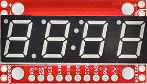 pi to the 15th decimal point mat lab controlling a 4 digit 7 segment display using i2c matlab