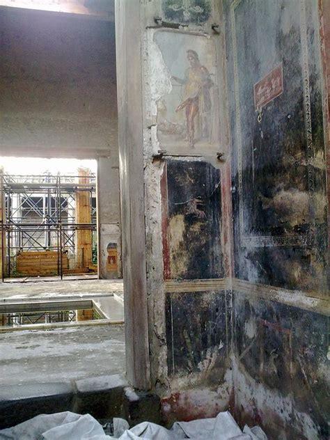 ingresso pompei scavi di pompei il mistero doppio restauro della casa