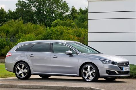 peugeot 608 estate peugeot 508 sw review 2011 parkers
