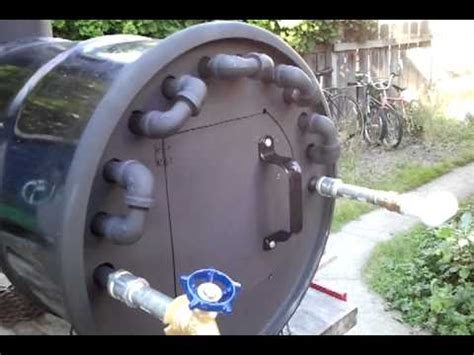 Galerry homemade wood stove homemade wood stove homemade wood boiler plans