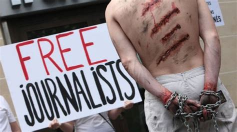 Press freedom now researching and exposing threats to press freedom