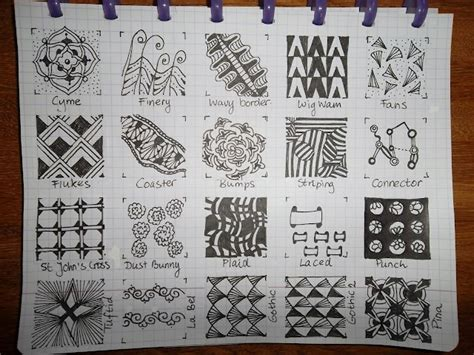 zentangle pattern drawing as meditation 98 best zentangle slers patterns images on pinterest
