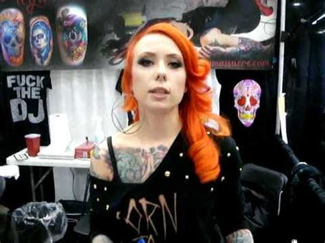 megan massacre at the tattoo convention in baltimore