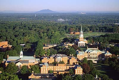 wake forest college university wake forest university college