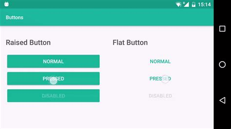 android button layout design android material buttons android bits medium