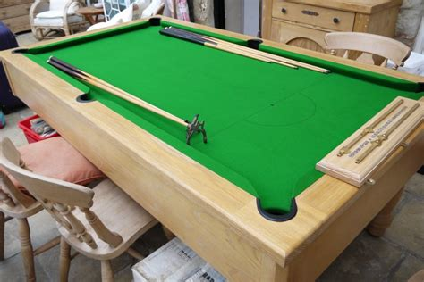 expensive pool tables pool table in light oak ash teak for sale very nice