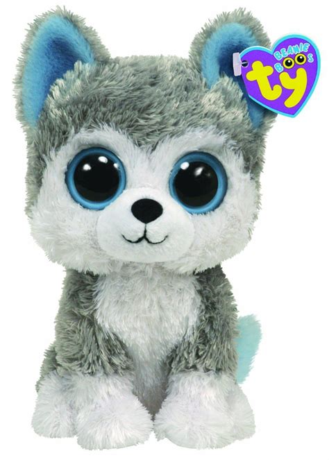 Piedmont Furniture by Toys And Co Product Detail Slush Husky Beanie Boo