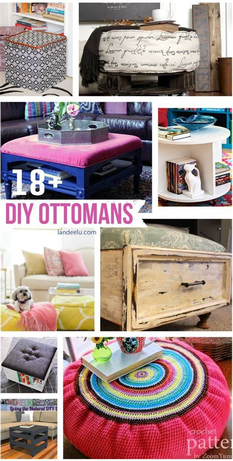 ottoman plans do it yourself best 25 ottoman ideas ideas on pinterest coffee table
