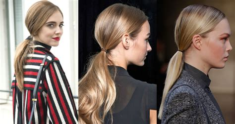 office hairstyles office ponytails for 2016 fall business style looks