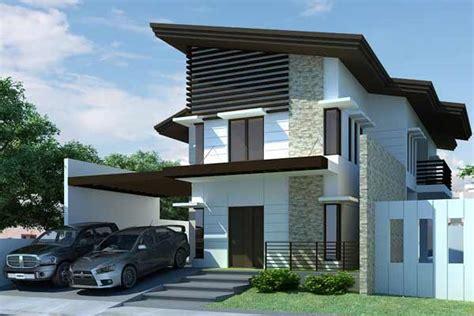 desain eksterior rumah sederhana gambar rumah minimalis 2 lantai sederhana 2017 contoh