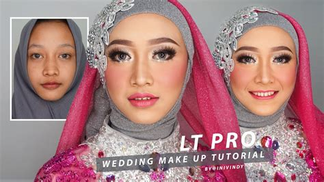 Makeup Lt Pro lt pro one brand makeup tutorial makeup wedding muslimah