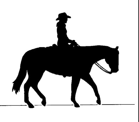 western horse clip art free western rider found at the