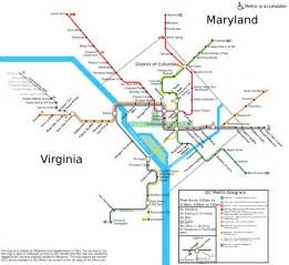 Dc Metro Map Pdf by File Washington Dc Metro Map Svg Wikimedia Commons