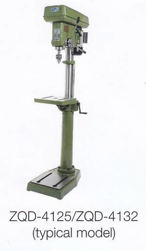Mesin Bor Westlake westlake light type drill press zqd 4125 zqd 4132 products of mesin perbengkelan supplier