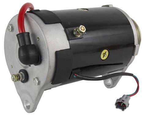 starter generator yamaha golf cart g16 g22 jn6 h1100 00 00